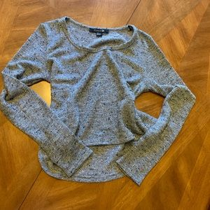 Forever 21 Glitter Sweater Top